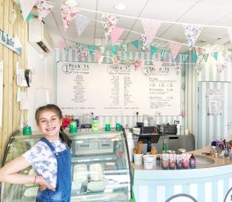 Ice-cream stop