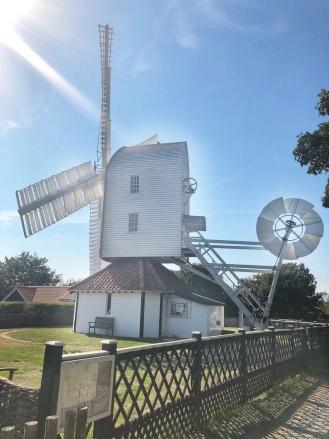 Thorpness Windmill
