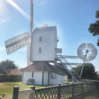 Thorpness Windmill